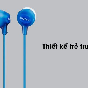 Tai nghe EP Sony MDR-EX15AP
