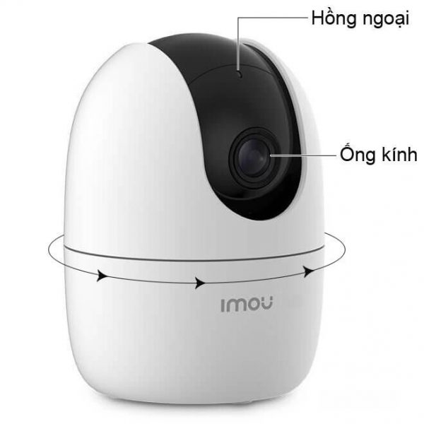 Camera wifi 2.0MP Imou IPC-A22EP