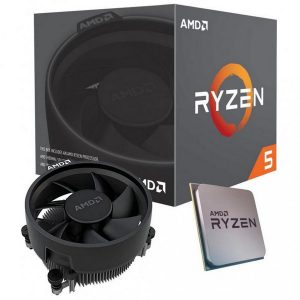 CPU AMD Ryzen 5 3400G (Up to 4.2Ghz/ 6Mb cache)