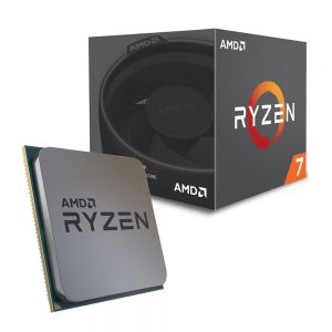 CPU AMD Ryzen 7 2700 (Up to 4.1Ghz/ 20Mb cache)