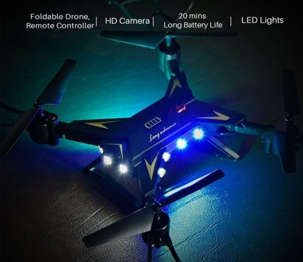 Flycam KY601S – Camera full HD 1080P