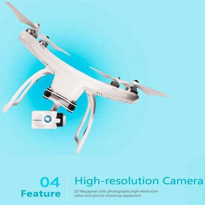 Flycam Upair One 4K Plus