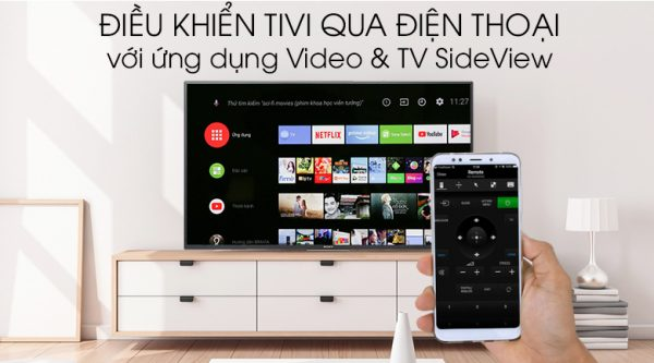 Android Tivi Sony 43 inch KDL-43W800G