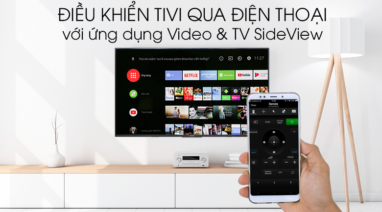 Android Tivi Sony 49 inch KDL-49W800G