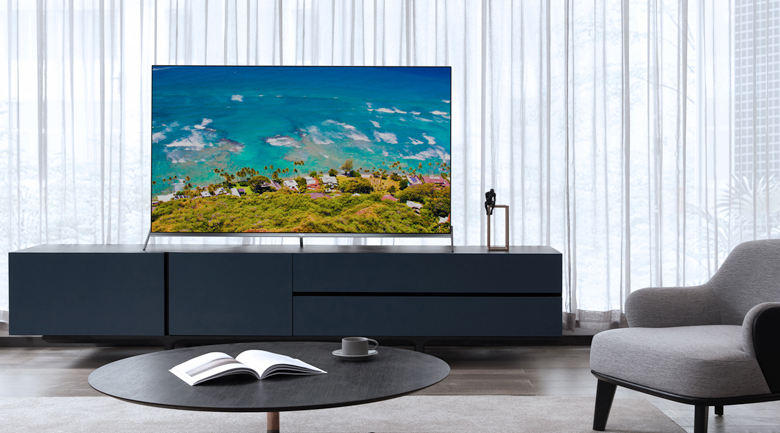 Android Tivi TCL 4K 50 inch L50P8S