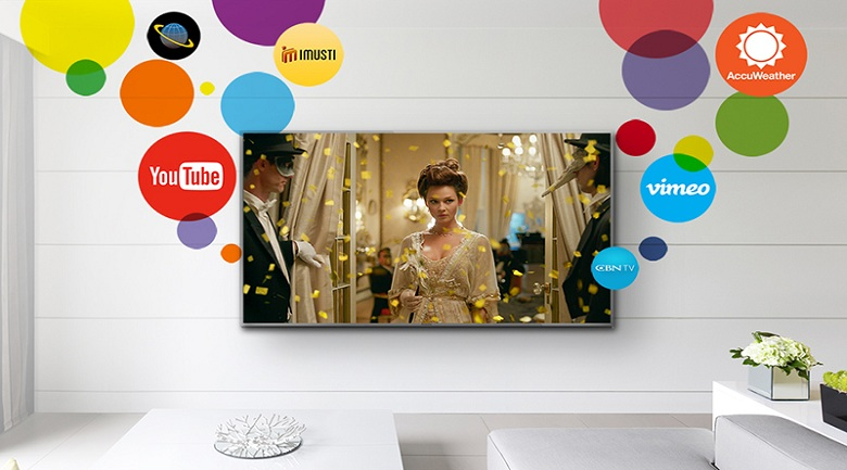 Smart Tivi Panasonic 4K 55 inch TH-55FX700V